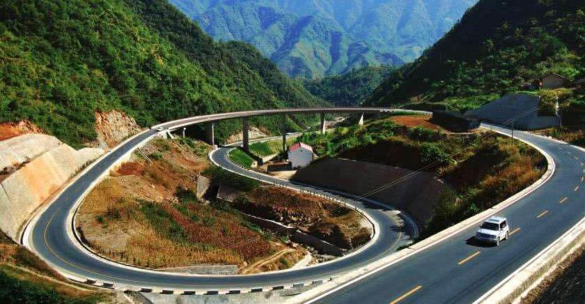 山柞高速公路案例