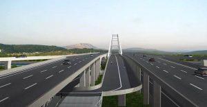 山东泰安104国道改建工程