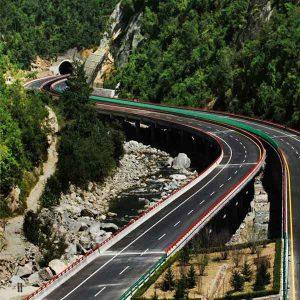 西汉高速公路案例