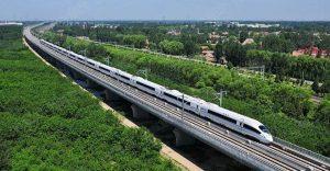 郑西高速铁路案例
